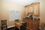 Country House Plan Kitchen Photo 01 - Ellisport Ranch Home 013D-0015 | House Plans and More