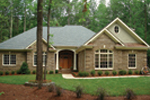 Traditional House Plan Front Photo 02 - Selkirk Country French Home 013D-0053 | House Plans and More