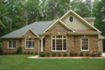 Traditional House Plan Front Photo 03 - Selkirk Country French Home 013D-0053 | House Plans and More