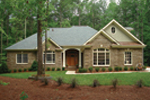 Traditional House Plan Front Photo 04 - Selkirk Country French Home 013D-0053 | House Plans and More