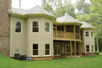 Traditional House Plan Rear Photo 01 - Selkirk Country French Home 013D-0053 | House Plans and More