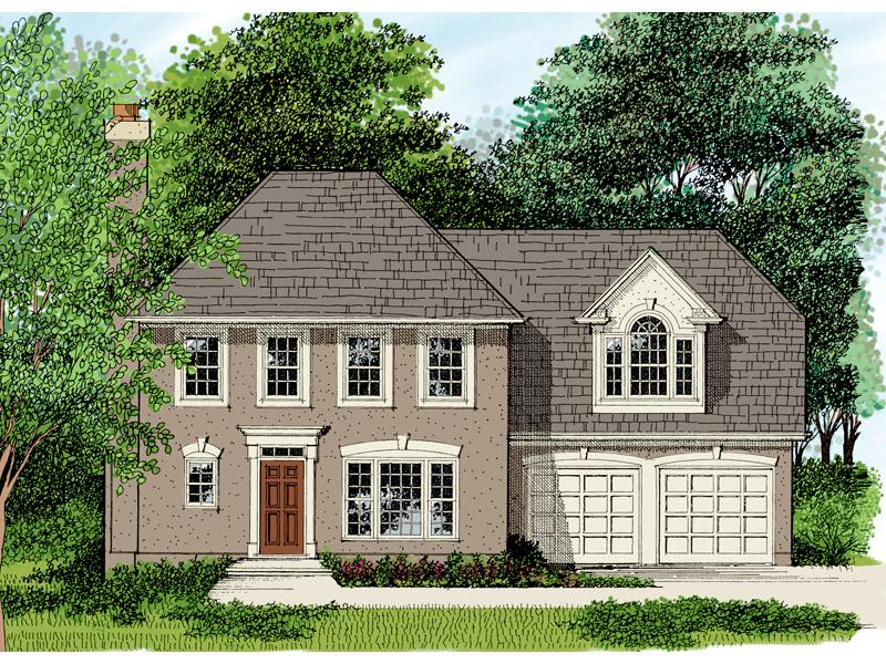 Cedar Springs European Home Plan 013d 0070 House Plans And More