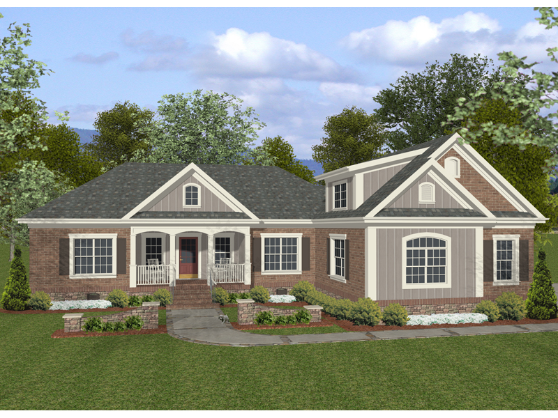 Woostock Ranch Home Plan 013d 0155 House Plans And More