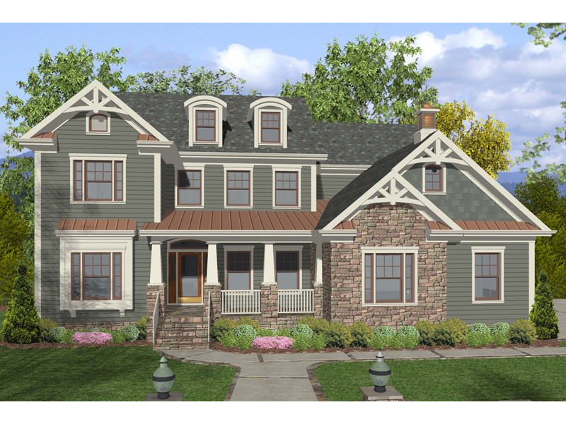 Brilliant Dawson Pass Craftsman Home Plan 013D 0158 House Plans And More Download Free Architecture Designs Grimeyleaguecom