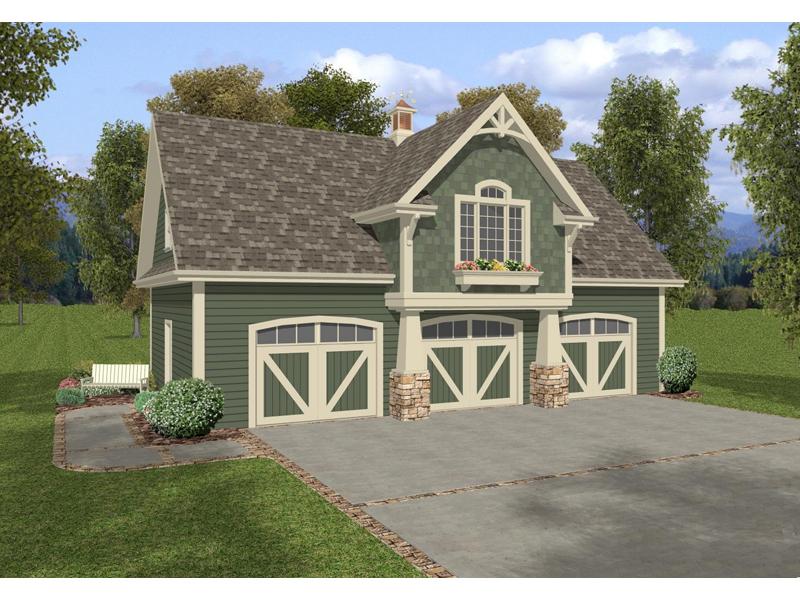 Sandon Unique Apartment Garage Plan 013D-0163 | House Plans ...