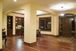 Luxury House Plan Dining Room Photo 02 - Natchez Luxury Craftsman Home 013D-0178 | House Plans and More