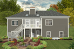 Front of Home - 013D-0225 | House Plans and More