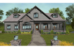 Front of Home - 013D-0237 | House Plans and More