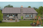 Rear Photo 01 - 013D-0237 | House Plans and More