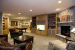 Traditional House Plan Basement Photo 01 - Winborn Luxury Home 013S-0001 | House Plans and More