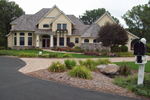 Traditional House Plan Front of Home - Winborn Luxury Home 013S-0001 | House Plans and More