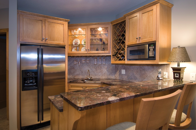 Traditional House Plan Kitchen Photo 02 - Winborn Luxury Home 013S-0001 | House Plans and More