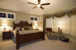 Traditional House Plan Master Bedroom Photo 01 - Winborn Luxury Home 013S-0001 | House Plans and More