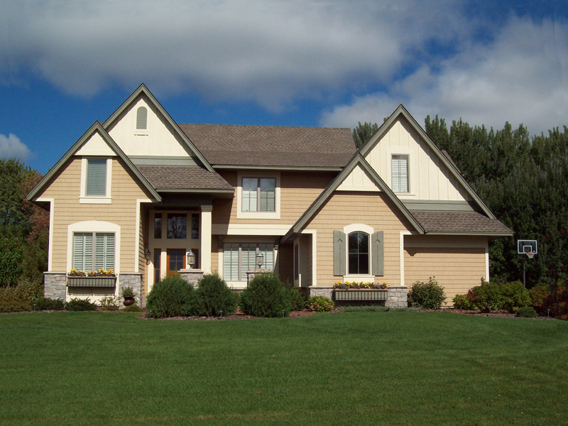 Tudor House Plan Front of Home - Tunica Luxury Home 013S-0007   House Plans and More