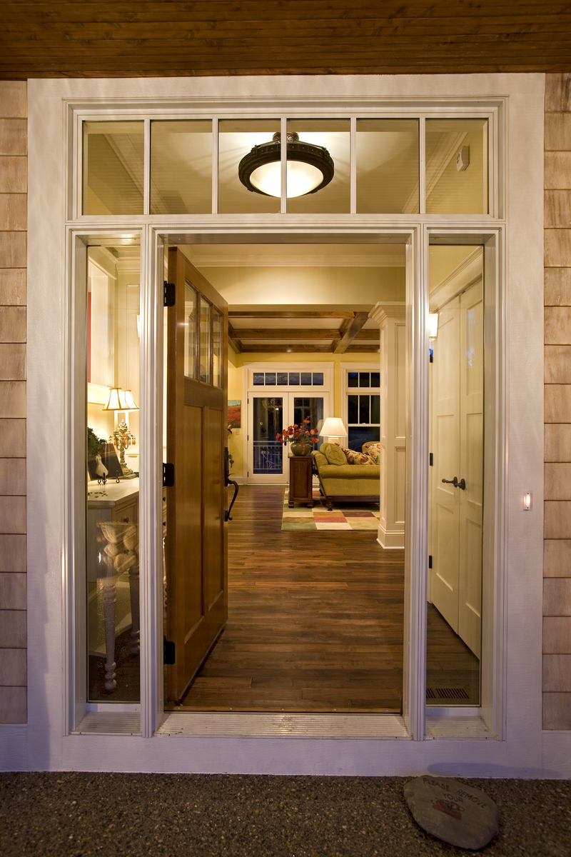 Luxury House Plan Door Detail Photo - Clarksdale Luxury Home 013S-0008 | House Plans and More