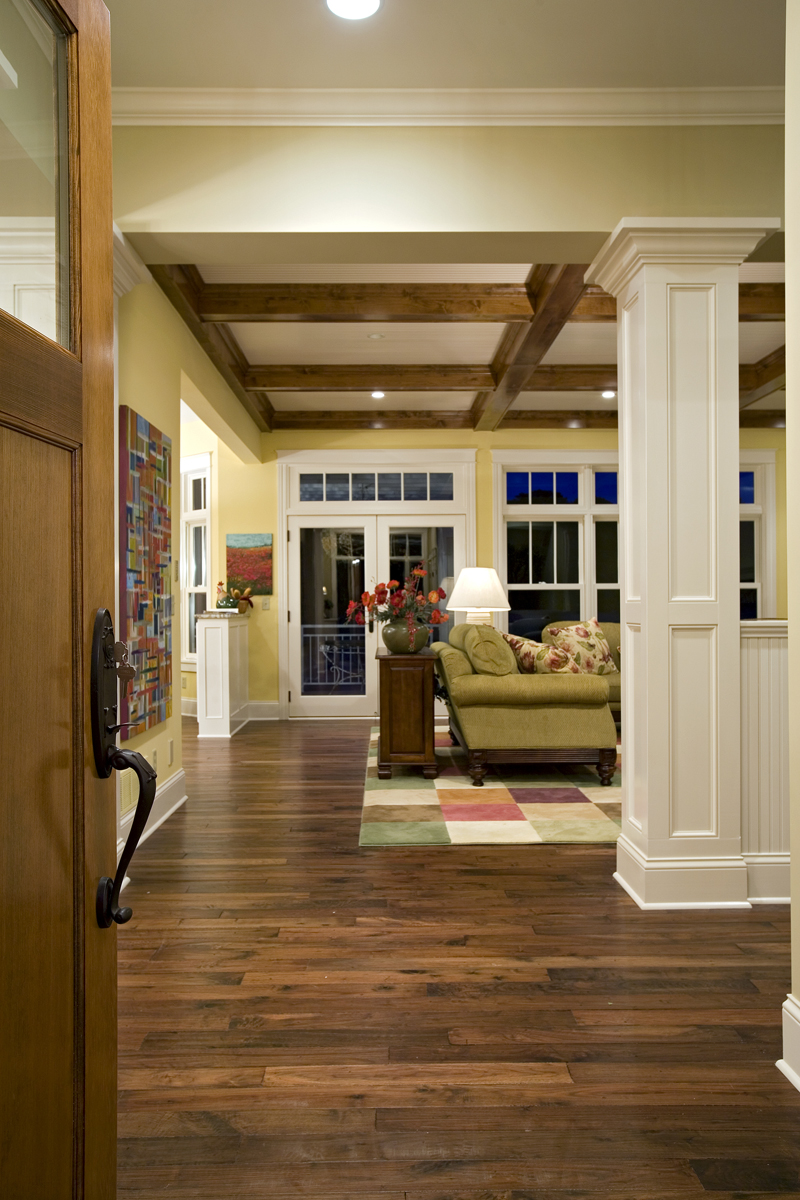 Luxury House Plan Hall Photo - Clarksdale Luxury Home 013S-0008 | House Plans and More