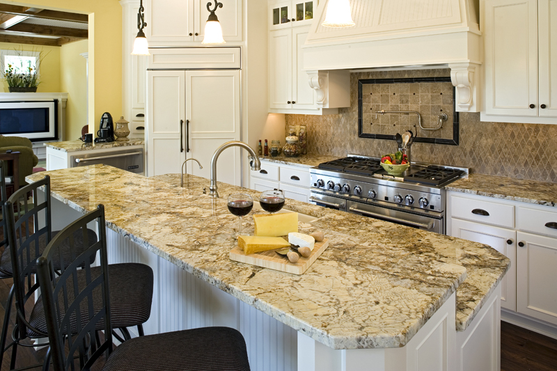 Luxury House Plan Kitchen Photo 04 - Clarksdale Luxury Home 013S-0008 | House Plans and More