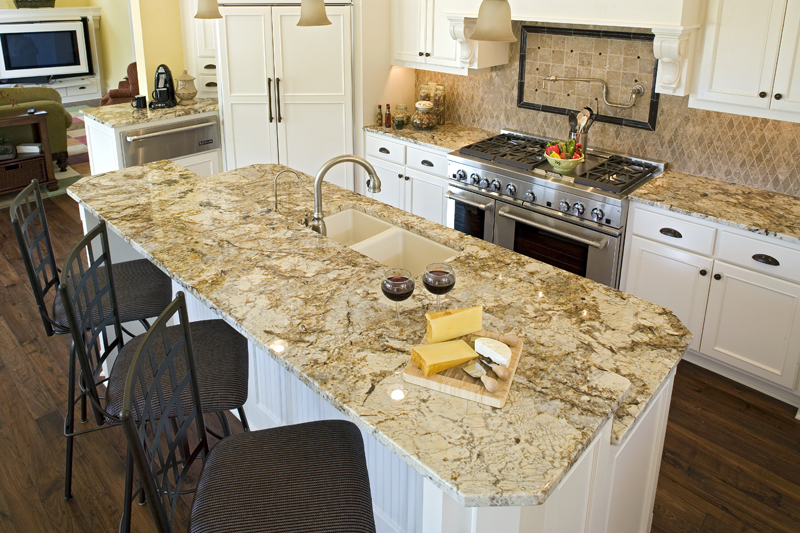 Luxury House Plan Kitchen Photo 05 - Clarksdale Luxury Home 013S-0008 | House Plans and More
