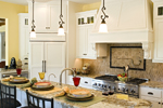 Luxury House Plan Kitchen Photo 06 - Clarksdale Luxury Home 013S-0008 | House Plans and More