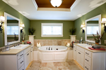 Luxury House Plan Master Bathroom Photo 02 - Clarksdale Luxury Home 013S-0008 | House Plans and More
