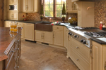 Craftsman House Plan Kitchen Photo 01 - Waterstone Luxury Home 013S-0009   House Plans and More