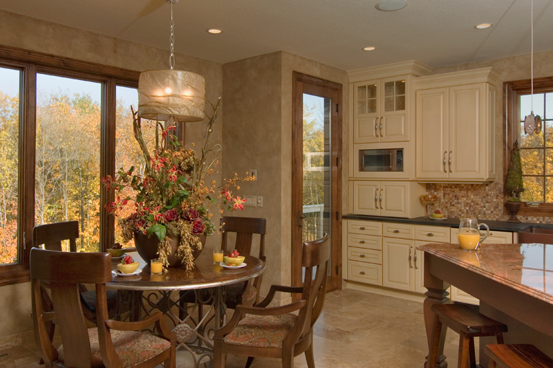 Craftsman House Plan Kitchen Photo 04 - Waterstone Luxury Home 013S-0009   House Plans and More