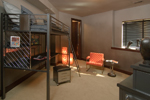 Craftsman House Plan Bedroom Photo 02 - Sidney Field Modern Home 013S-0011 | House Plans and More