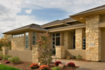 Craftsman House Plan Front of Home - Sidney Field Modern Home 013S-0011 | House Plans and More