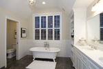 Luxury House Plan Bathroom Photo 02 - Hilliard Luxury Home 013S-0013 | House Plans and More