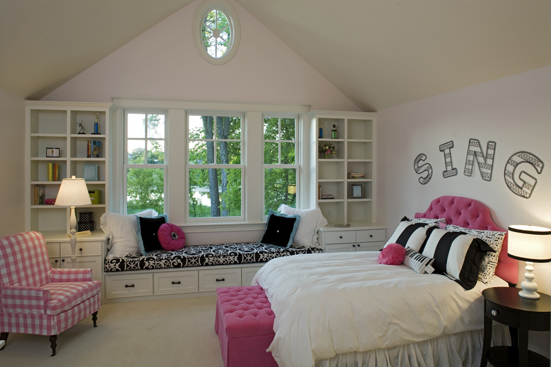 Luxury House Plan Bedroom Photo 02 - Avalon Place Luxury Home 013S-0014 | House Plans and More