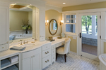 Luxury House Plan Master Bathroom Photo 01 - Avalon Place Luxury Home 013S-0014 | House Plans and More