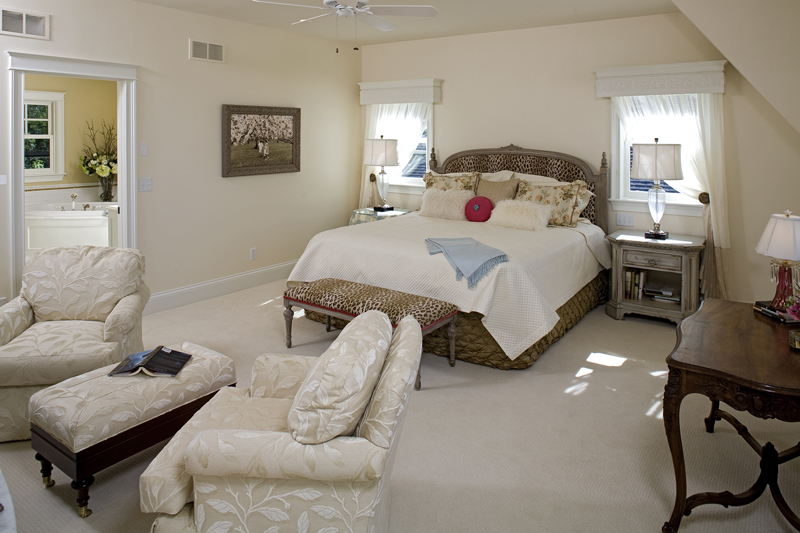 Luxury House Plan Master Bedroom Photo 01 - Avalon Place Luxury Home 013S-0014 | House Plans and More