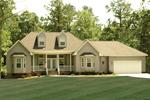 Bright, Balanced Traditional Home