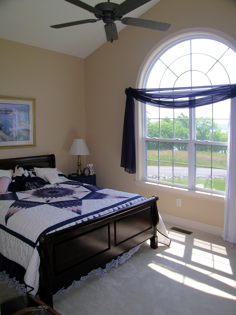 Traditional House Plan Bedroom Photo 01 - Lawton Ranch Home 016D-0023 | House Plans and More