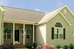 Traditional House Plan Front Photo 01 - Lawton Ranch Home 016D-0023 | House Plans and More
