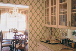 Country House Plan Kitchen Photo 01 - Elkgrove Traditional Home 016D-0064 | House Plans and More