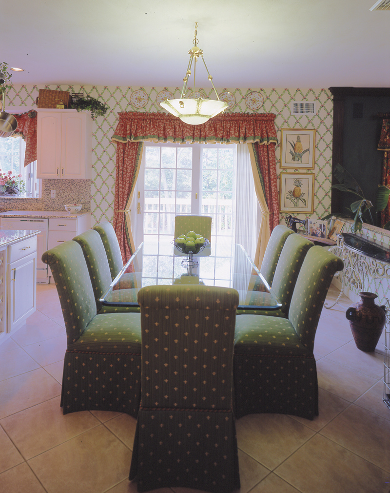 Country House Plan Kitchen Photo 02 - Elkgrove Traditional Home 016D-0064 | House Plans and More