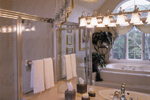 Country House Plan Master Bathroom Photo 01 - Elkgrove Traditional Home 016D-0064 | House Plans and More