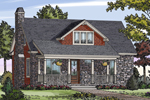Craftsman Home With Bungalow Design