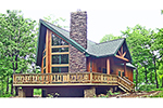Rustic Home Plan Front of House 016D-0113