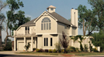 Modern House Plan Front of House 019D-0038
