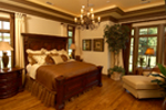 European House Plan Master Bedroom Photo 01 - Darby Hill European Style Home 019S-0003 | House Plans and More