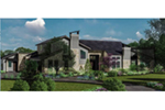 Mountain Home Plan Front of House 019S-0040