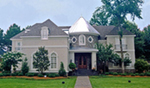 Luxury House Plan Front of House 019S-0046