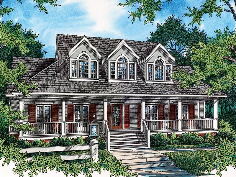 Elegant Country Home
