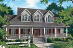 House Plan Front of Home 020D-0034