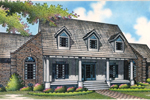 House Plan Front of Home 020D-0290