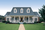 House Plan Front of Home 020D-0317