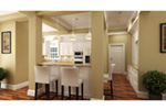 Craftsman House Plan Kitchen Photo 01 - Layton Country Craftsman Home 020D-0344 | House Plans and More