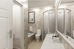 Craftsman House Plan Master Bathroom Photo 01 - Parkgate Craftsman Home 020D-0352 | House Plans and More